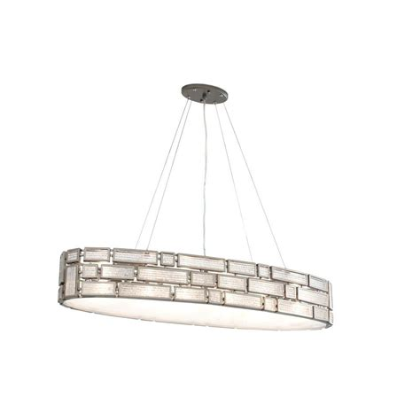 Varaluz Harlowe 4light New Bronze Linear Pendant With