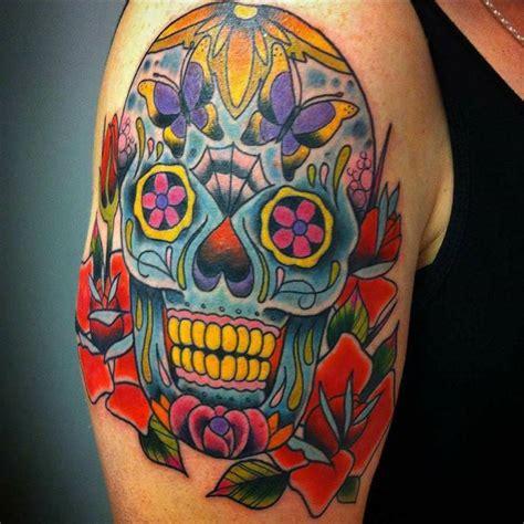Tatouage Tête De Mort Mexicaine  Signification, Tendances