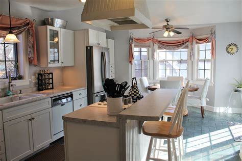 kitchen  breakfast nook ceiling fan  rochester ny