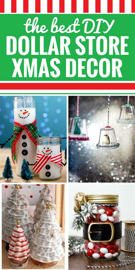 diy dollar store christmas decor  life  kids