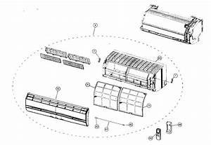 Friedrich Air Handler Parts