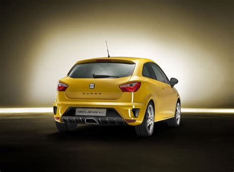 2018 Seat Ibiza Cupra Concept Coming To Worthersee