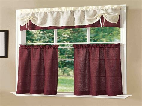 Kitchen Curtain Ideas You Must Know Dining Room Display Units Sideboards Modern Tj Maxx Chairs Table Bench Seat Sets On Sale Living Transitional Chandeliers For Expanding Round