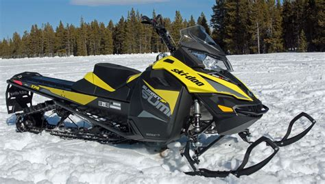 2017 Ski-doo Summit X And Sp 174 Review