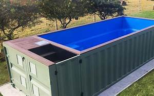 Container Pool Kaufen Preise : shipping container pools pros and cons big box containers ~ Frokenaadalensverden.com Haus und Dekorationen