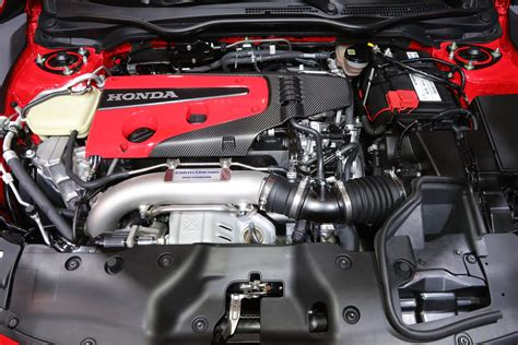 Civic Type R Engine by Finally The 2017 Honda Civic Type R Is Here Automobile