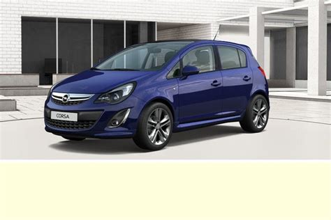 Opel Corsa 2012 by Is This The 2012 Opel Vauxhall Corsa Facelift Carscoops