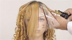La Mode Hair Tutorial Disco Curls FR YouTube