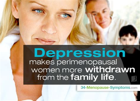 Effects of Depression in Women | Menopause Now
