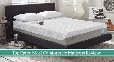 most comfortable mattress topper the top 10 most comfortable mattresses for 2018 top