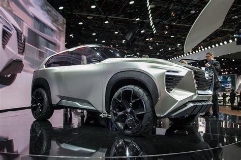 Nissan Xmotion 2020 by Nissan Xmotion Konsep Suv Tanpa Pengemudi Fastnlow Net