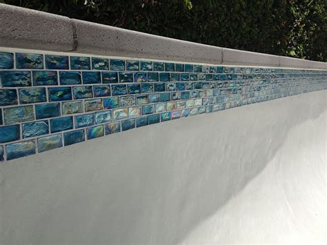 Fujiwa Tile In Anaheim by Waterline Tile Alan Smith Pools