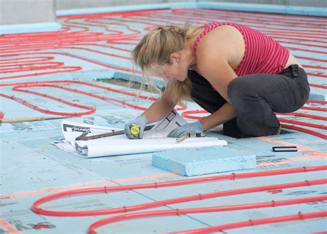 Floors You Can Install Over Radiant Heating Systems