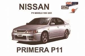 Nissan Primera P11 1995