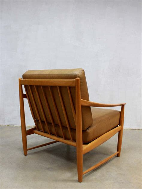 mid century design lounge chairs vintage deense