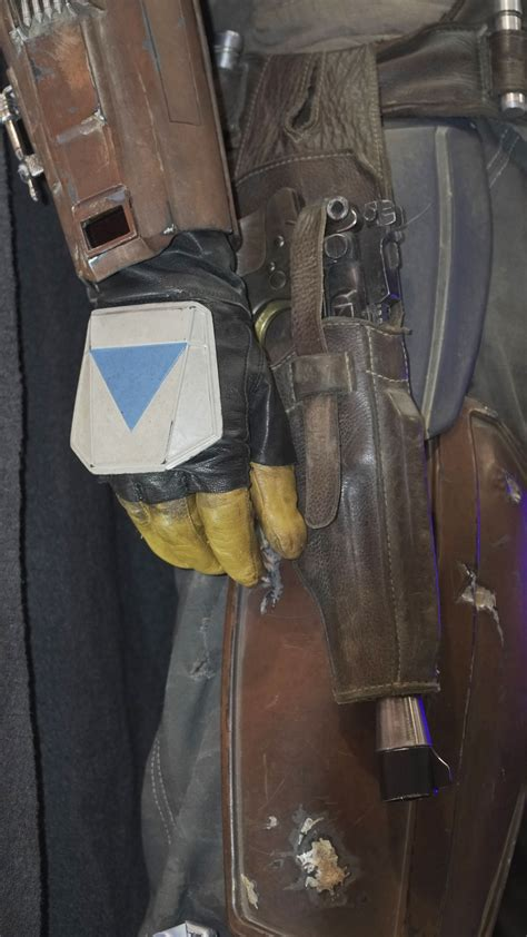 The Mandalorian Costume @D23 | Boba Fett Costume and Prop ...