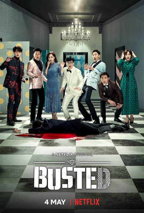 variety show busted  air exclusively