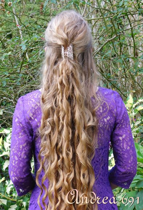 Top 15+ epic easter & spring hairstyles (2021) haircuts and styles for spring. Braids & Hairstyles for Super Long Hair: Easter Curls
