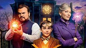 Check Out The New UK Poster For The House With A Clock In
