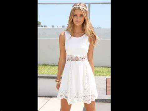 Top 10 Most Beautiful and Stylish Summer Outfits for Women - YouTube