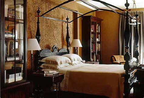 Masculine Interior Bedrooms