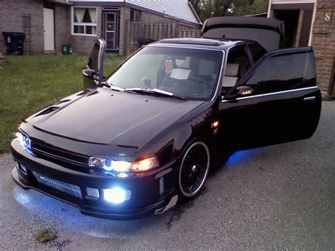 Mrjasonlyrics 1990 Honda Accordex Coupe 2d Specs, Photos