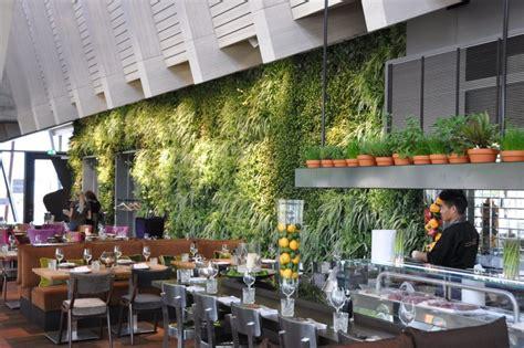 green kitchen restaurant 6 inspiring ideas for vertical gardens in restaurant bar 1428