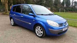 Renault Scenic 2004 : renault grand scenic 2004 car for sale ~ Gottalentnigeria.com Avis de Voitures