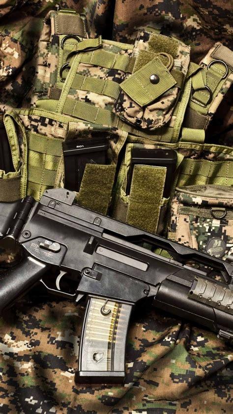 wallpaper hk  heckler koch gewehr  assault rifle