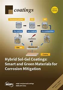 Commentary Essay Coatings Free Full Text Hybrid Sol Gel Coatings Smart