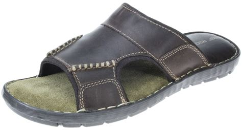 comfort clogs and mules ale mens real leather comfort sandals mules