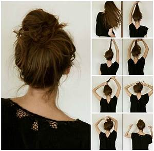 Easy Step By Step Hairstyles Do By Own At Any Time ...