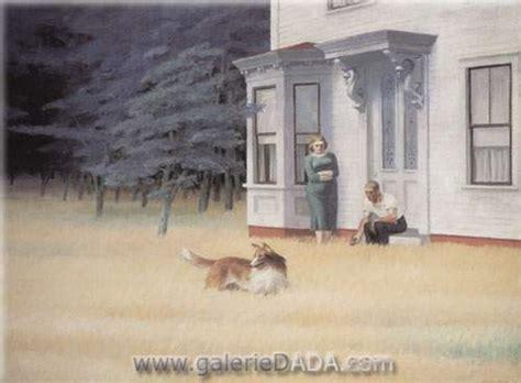 Cape Cod Evening  Edward Hopper Art Reproduction
