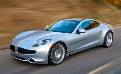 Fisker Karma Ever Electric Supercar Review