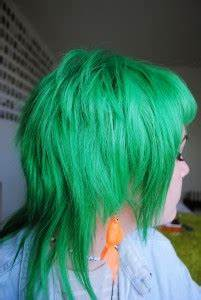 Directions Apple Green Hair Colors Ideas