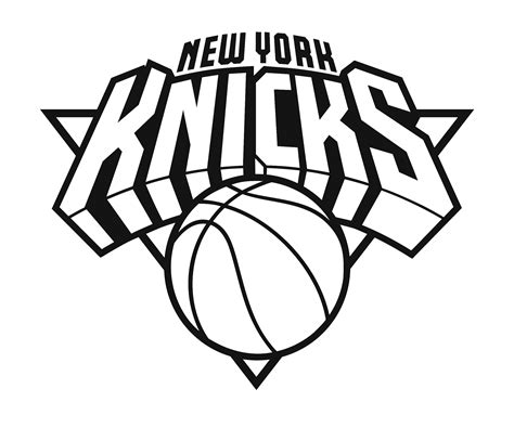 New York Knicks Logo Png Transparent & Svg Vector