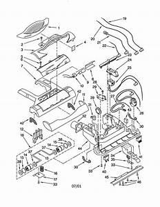 Kenmore Model 11631913100 Vacuum  Upright Genuine Parts