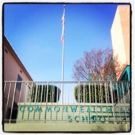 Commonwealth Avenue Elementary School
