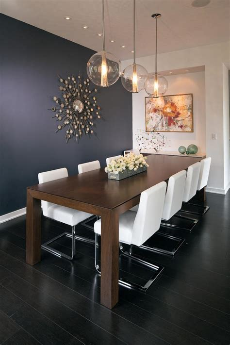 dining room accent wall ideas  color combination