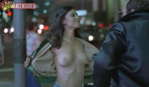 Naked Nancy Mccauley In Van Nuys Blvd