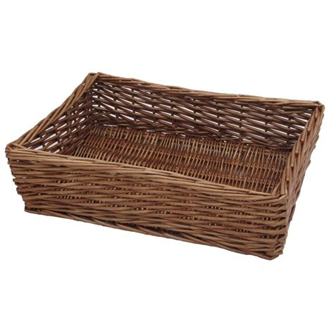 Kitchen Drawers Ideas - buy padstow wicker empty her baskets online from the basket company
