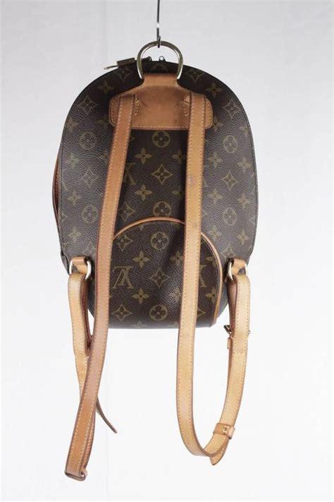 louis vuitton monogram canvas ellipse backpack shoulder