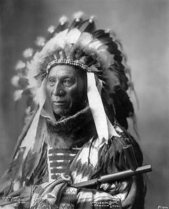 Conquering Bear An Oglala Sioux Man 1899 Photo By Fa