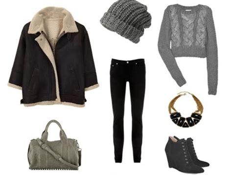 El arte de ser mujer 10 outfit para el invierno 2013