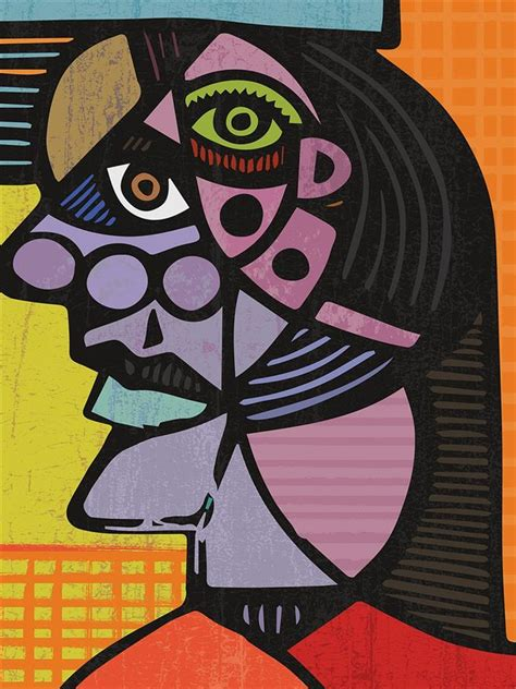 characteristics  cubism