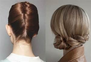 Coiffure Pour Cheveux Mi Longs : coiffure cheveux mi long pour un look vertigineux inspirez vous ~ Melissatoandfro.com Idées de Décoration