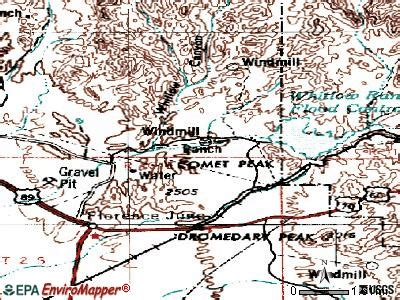 queen valley arizona az  profile population maps