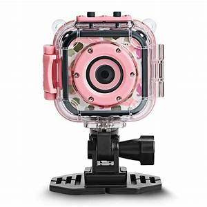 Kids Camera Waterproof Digital Video HD Action Camera | Best Gifts For 12-Year-Olds | POPSUGAR ...