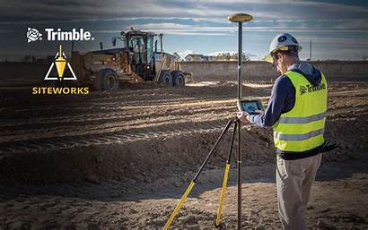 Siteworks Trimble System Positioning Construction Engineering Civil