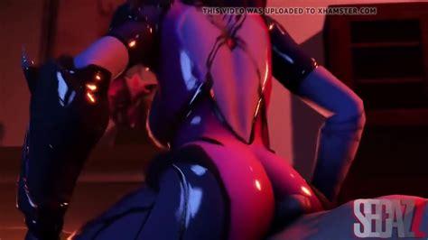 Overwatch Widowmaker Big Ass Twerking And Fucking Anal